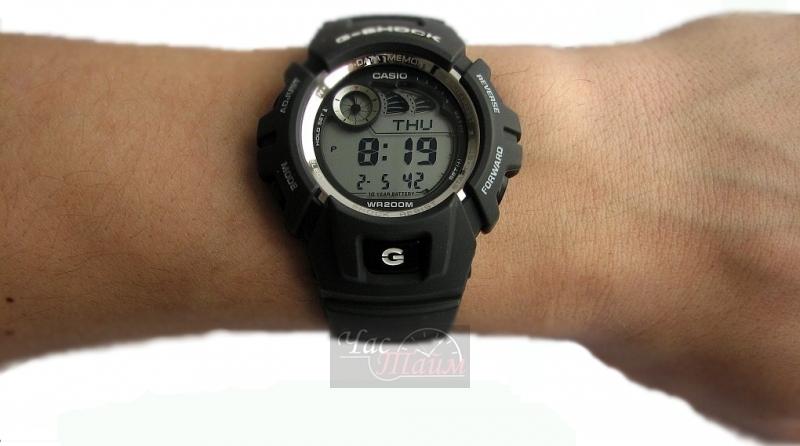 Инструкция Касио G-Shock 2900