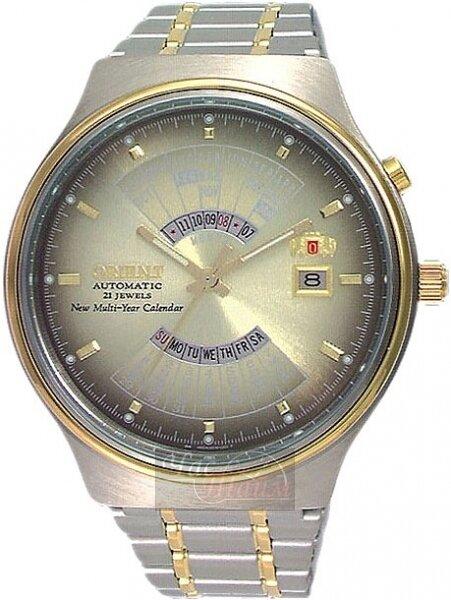 Японские наручные часы ORIENT серии Calendar (Day