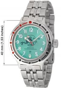 Часы восток амфибия купить в украине